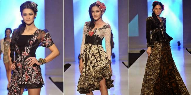 Foto Model Baju Kebaya Terbaru Tahun 2014