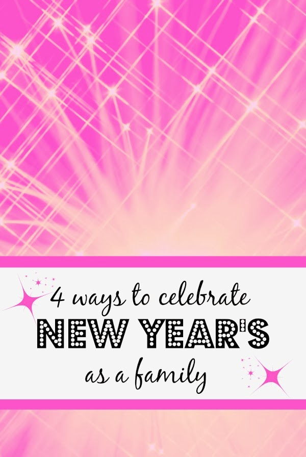 85 New Years Eve Ideas for Kids