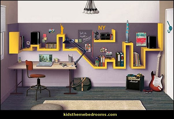 boys room design ideas - Design Ideas For Boys Bedroom