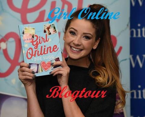 Súťaž ~ Girl Online a The Pointless Book