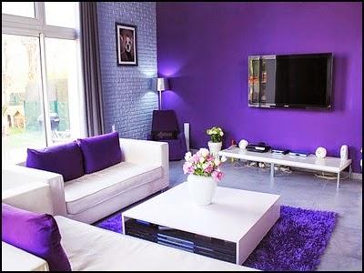 geleri kombinasi warna cat dalam rumah rumah idaman
