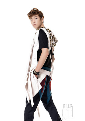 K-POP: Lee Hyun Woo (Photoshoot) October 2012