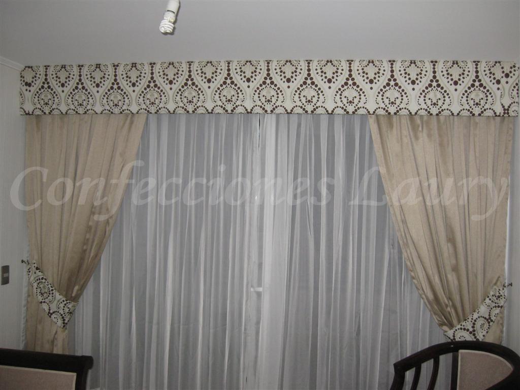 cortinajes may laury cortinas para living y comedor On cortinas comedor baratas
