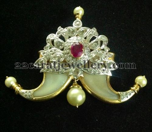 30 Grams Puligoru Jewellery Designs