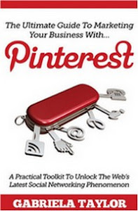 Title cover image - The Ultimate Guide To Marketing Your Business With Pinterest!