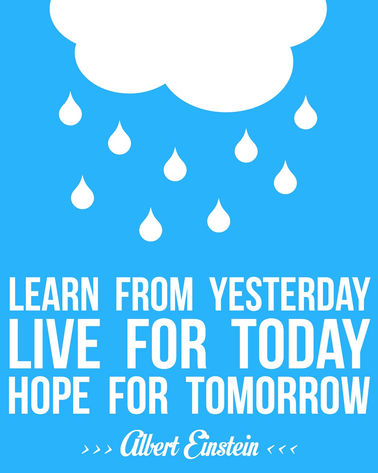 Live For Today Quotes Free Printable Albert Einstein Quotes  Lines Across