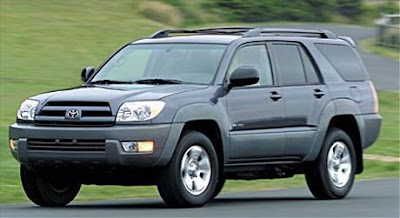 2003 Toyota 4runner Review & Owners Manual