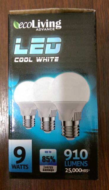 ecoliving advance e27 led light bulb the 8th voyager
