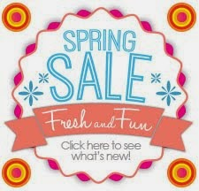Click for the Spring Sale Catalog!