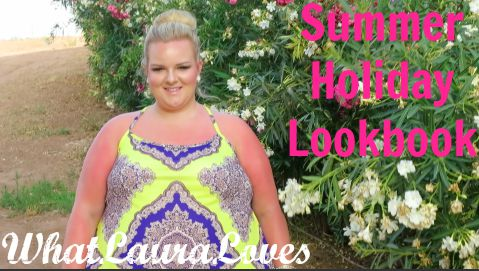 Plus Size Summer Holiday Lookbook