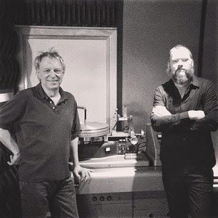 Bobby Owsinski and Pete Lyman at Infrasonic Sound