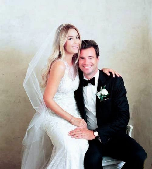 Hollywood actress Lauren Conrad's wedding