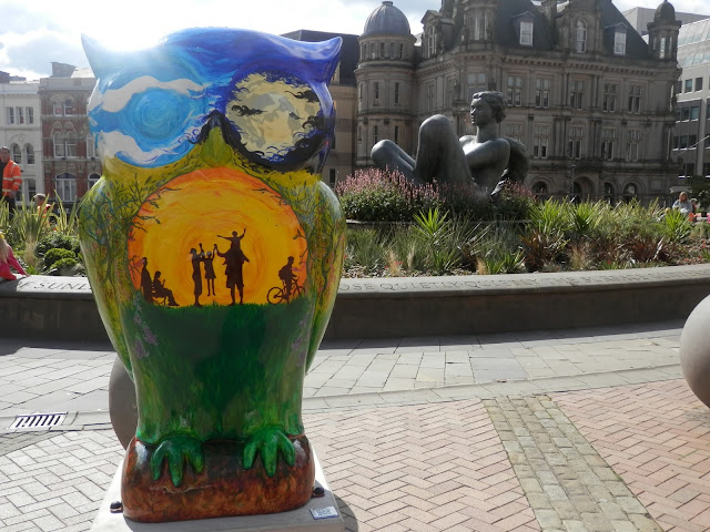 Birmingham Owl Trail - The Big Hoot. secondhandsusie.blogspot.co.uk