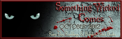 Something Wicked Comes Blog Tour