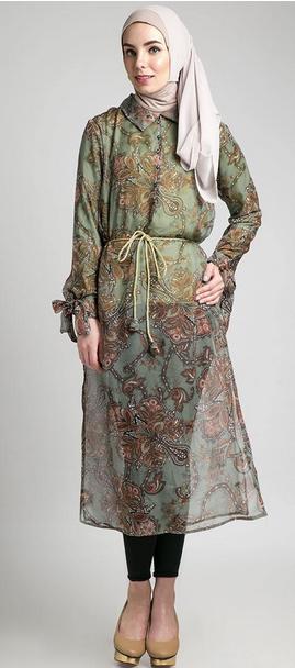 Contoh Model Baju Baju Muslimah