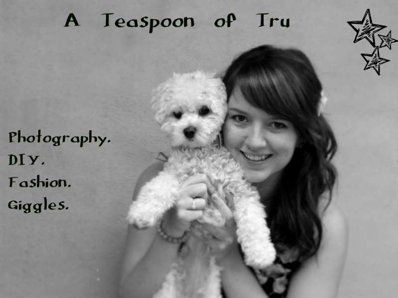 A Teaspoon of Tru
