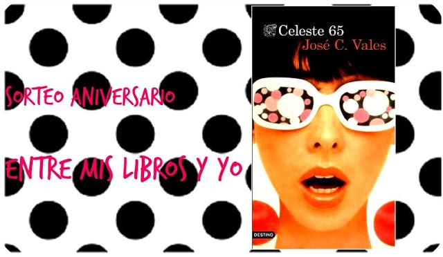 Segundo Sorteo 5º Aniversario - Celeste 65 José C. Vales