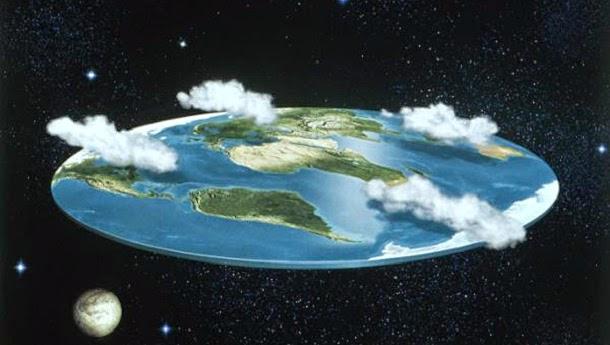 O que aconteceria se a Terra fosse plana?