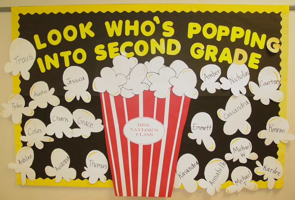 Back To School Bulletin Boards on Library Bulletins For Spring