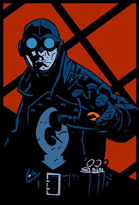 The Lobster Johnson Claw