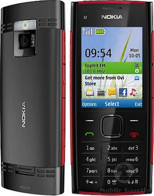Nokia Х2-02 dual-SIM