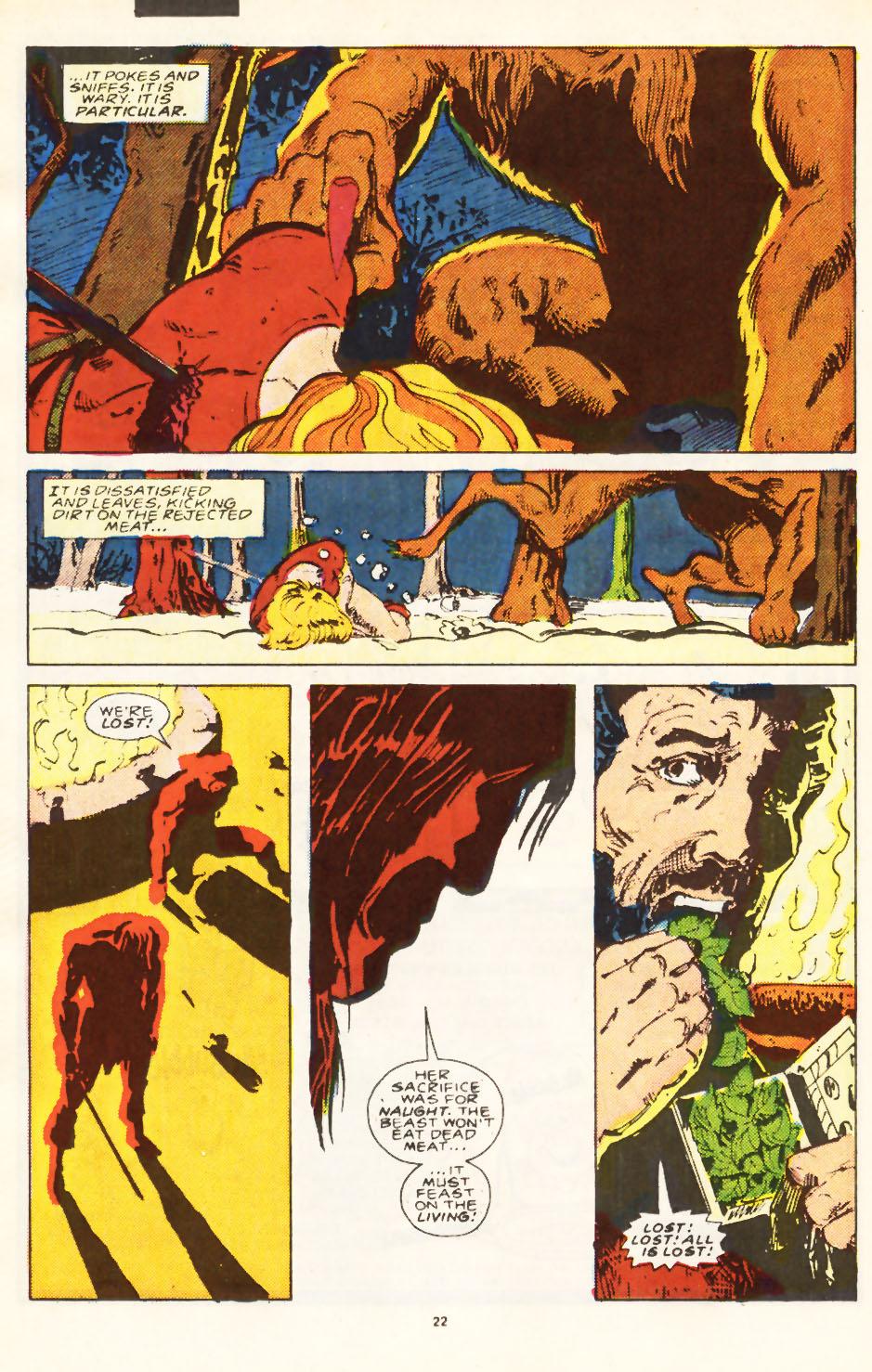 Conan the Barbarian (1970) Issue #224 #236 - English 18