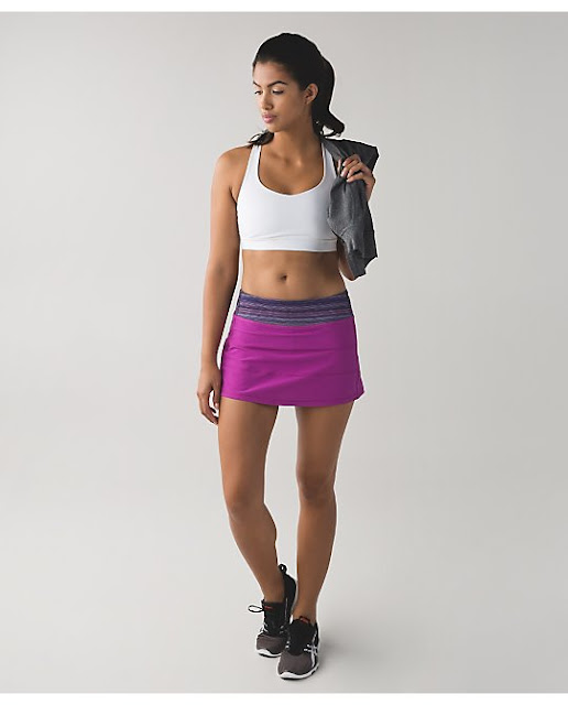 lululemon ultraviolet-pace-rival-skirt