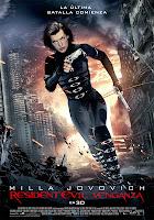 Resident Evil: Venganza (Resident Evil: Retribution) (2012)