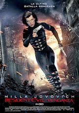pelicula Resident Evil: Venganza (Resident Evil: Retribution) (2012)