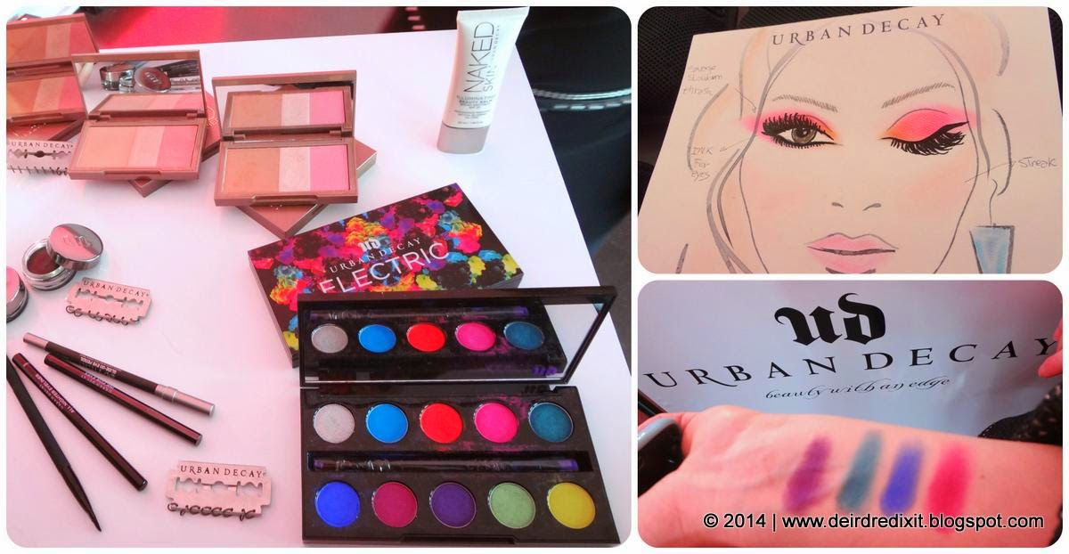Urban Decay Summer Collection 2014