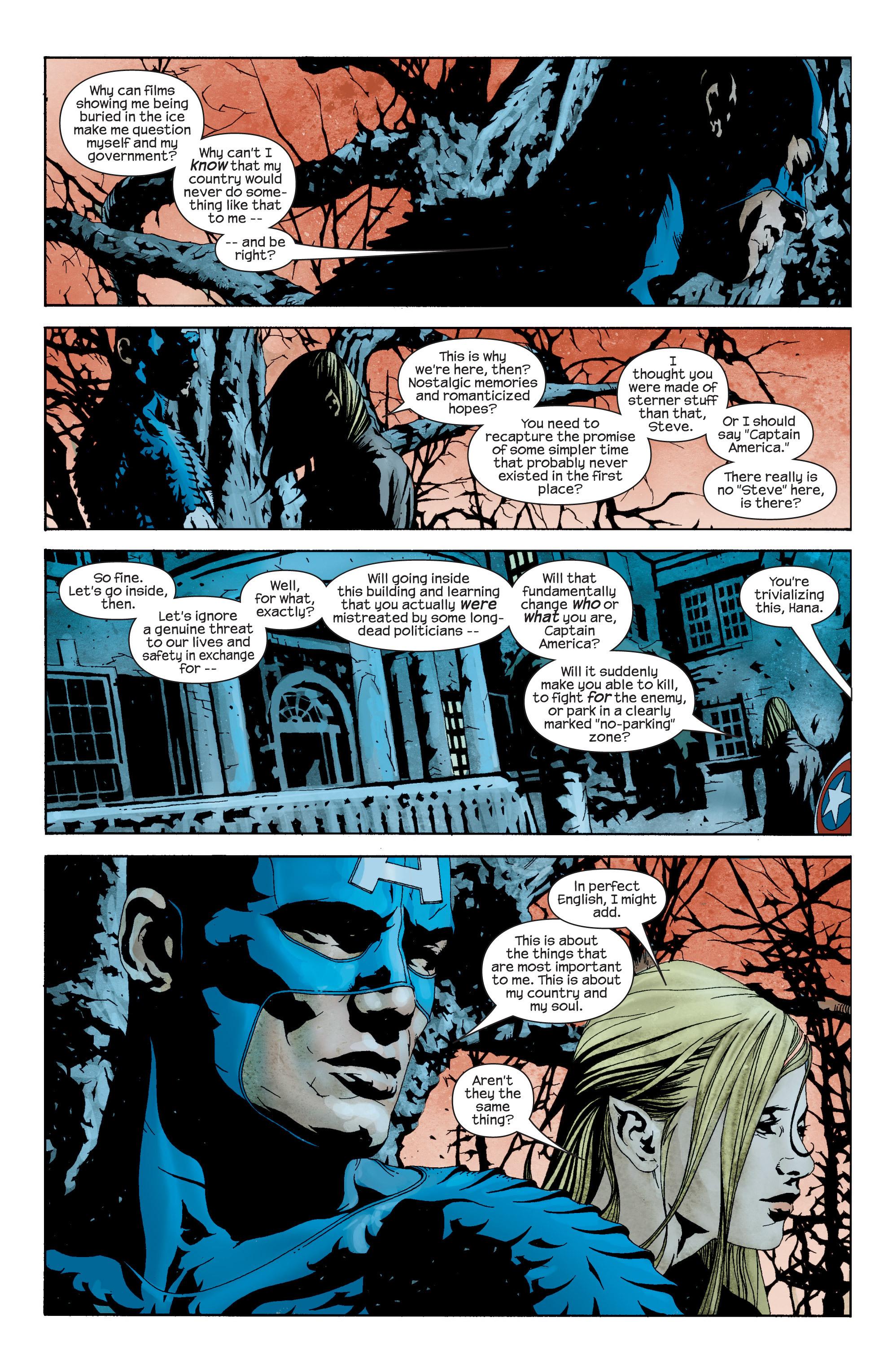 Captain America (2002) Issue #14 #15 - English 9