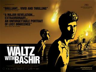 Waltz with Bashir - Release Poster