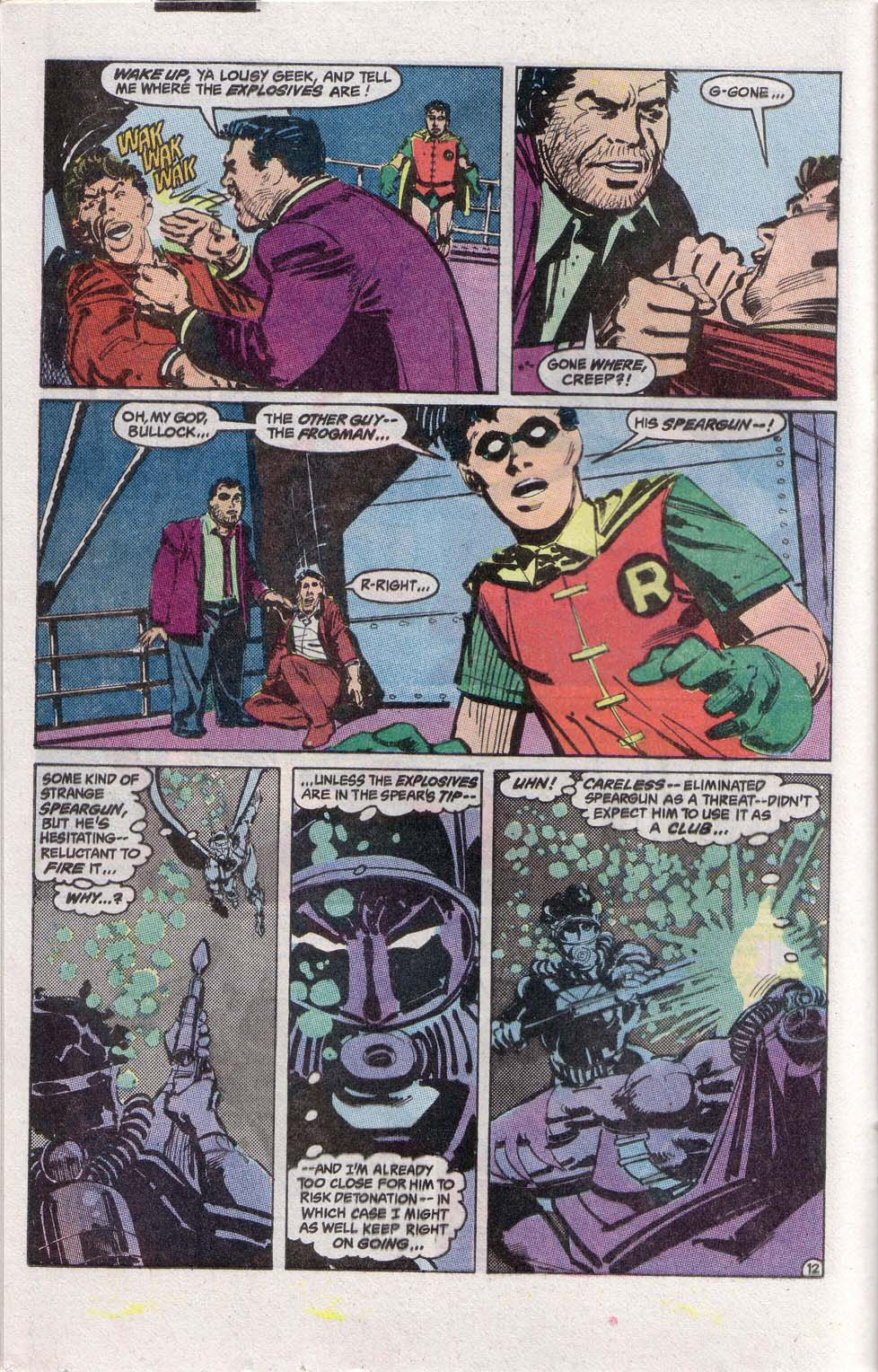 Detective Comics (1937) Issue #554 Page 15
