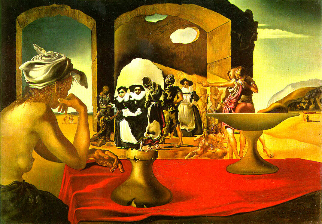 PAINTING] [SURREALISM] Salvador Dali - ART FOR YOUR WALLPAPER