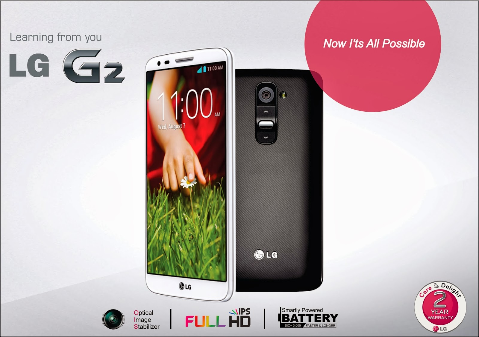 LG G2 A Smartphone Like No Other