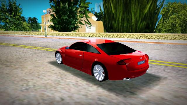 Audi Nuvolari Quattro - GTA Vice City