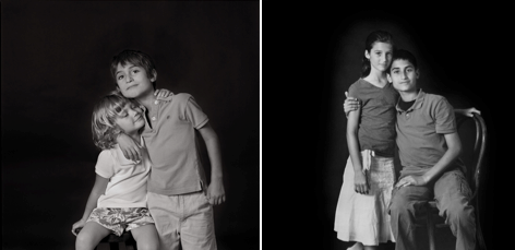 Double Take:  Portraits Over Time