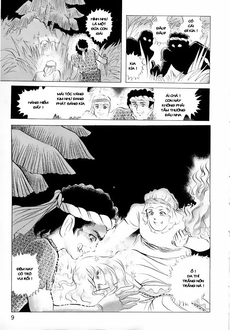 Nữ Hoàng Ai Cập-Ouke no Monshou chap 50 Trang 13 - Mangak.info
