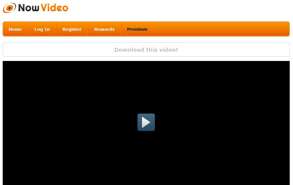 nowvideo non funziona