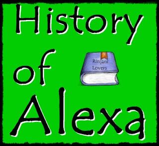 alexa,sejarah alexa,operasional alexa