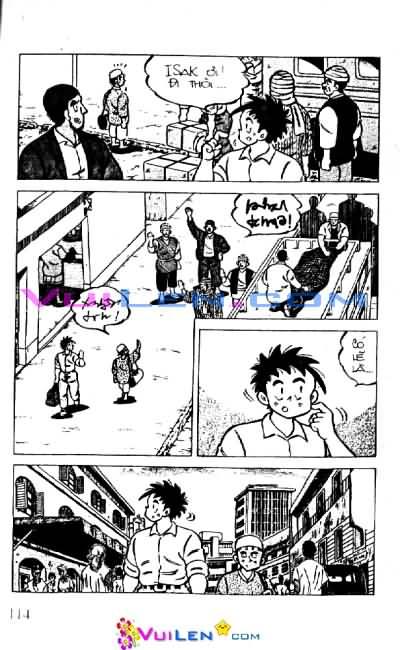 Jindodinho - Đường Dẫn Đến Khung Thành III  Tập 44 page 114 Congtruyen24h