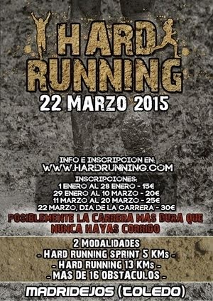Hard Running de Madridejos