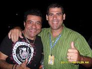 Valdi Salles e Edson Lima da Banda Gatinha Manhosa