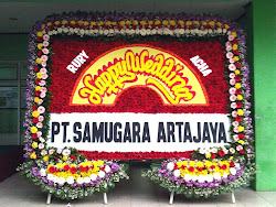 Kirim bunga ucapan di Jakarta dan sekitarnya, hub : 0811 969 167, klik pada gambar.