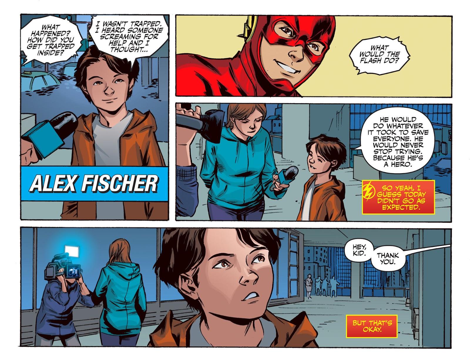 The Flash: Season Zero [I] Issue #20 #20 - English 21