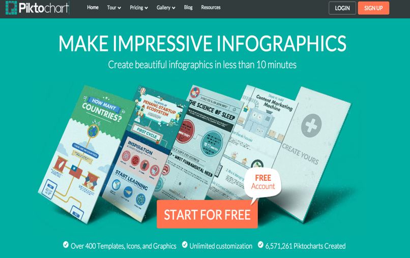 3 Powerful Chromebook Apps for Creating Educational Infographics ...
