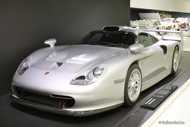 Porsche 911 GT1, 1997 г.