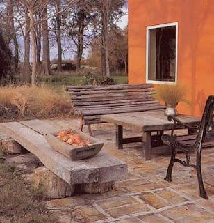 Decoraciones y modernidades opciones de pisos para tu for Pisos rusticos para patios fotos