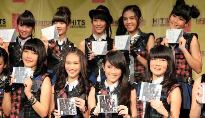 download lagu JKT 48 Karena Ku Suka Dirimu