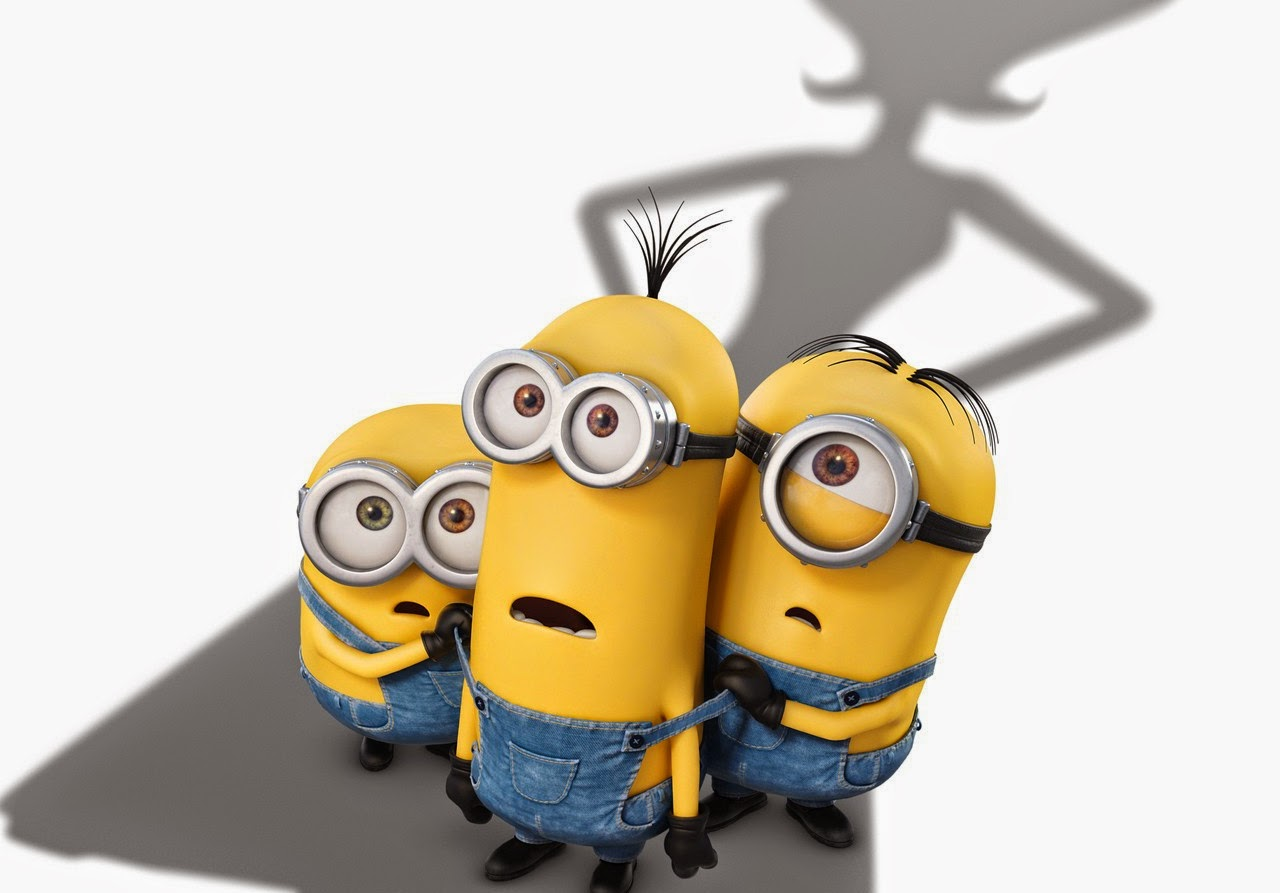 Minions: New Trailers